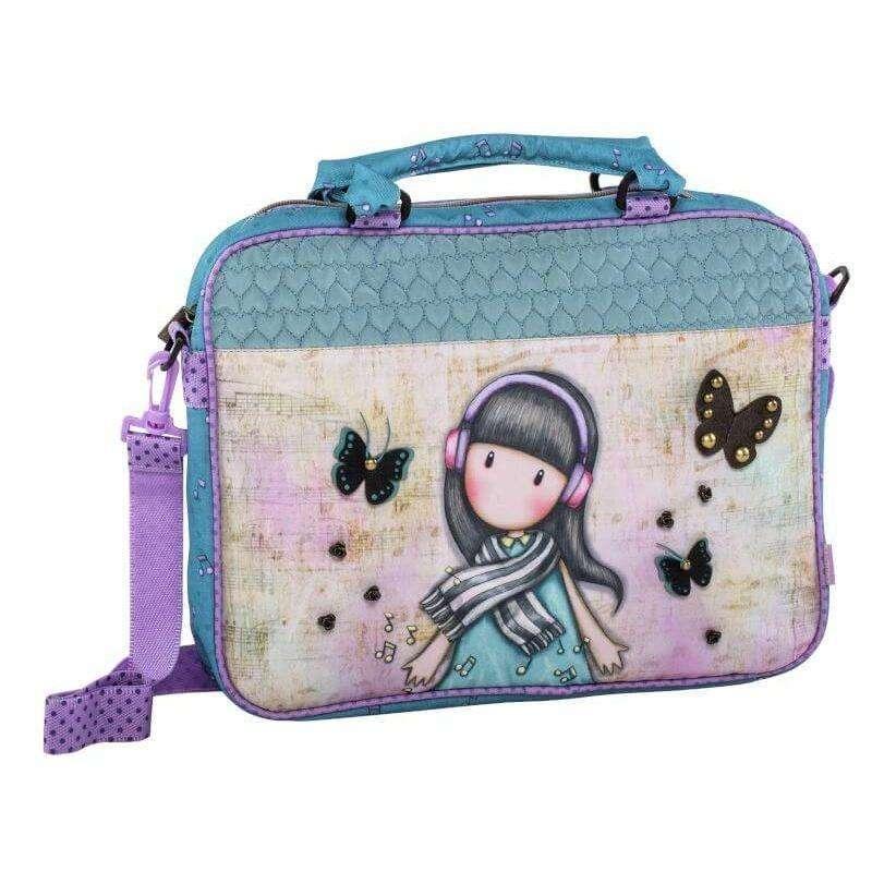 800c5715325 ΣΧΟΛΙΚΑ - School Bags - For Teenagers - ΤΣΑΝΤΑ SANTORO ΓΙΑ LAPTOP ...